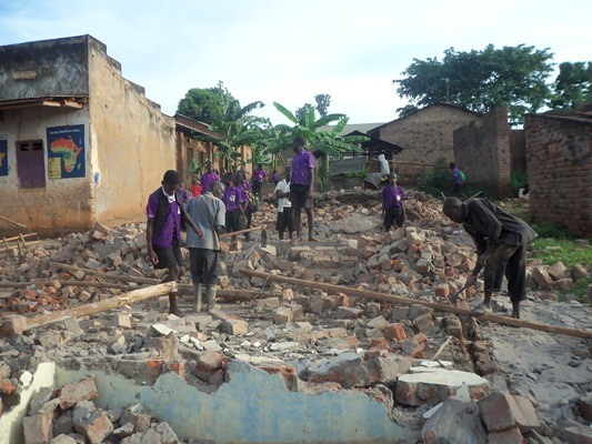 Maleku school disaster